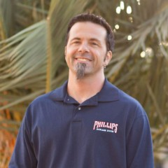 Jim C Phillips - Phillips Garage Door Team